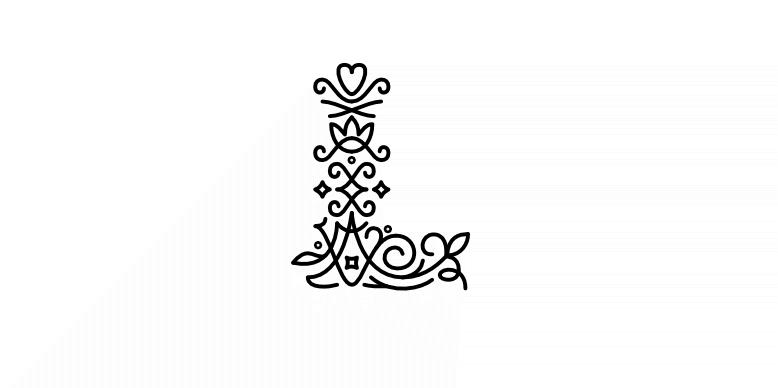 A letter L