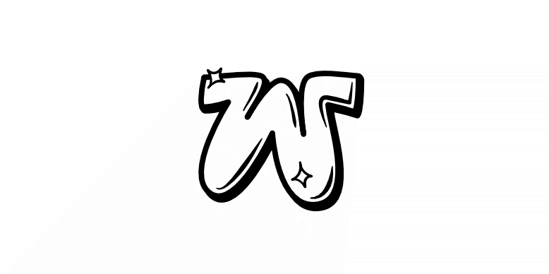 A letter W
