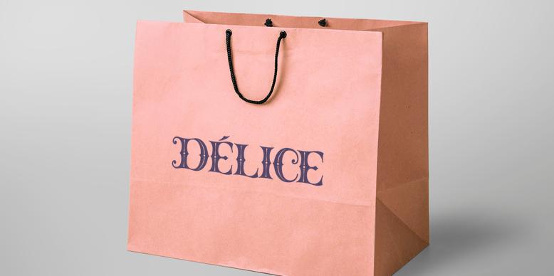 D -shopping bag