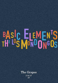 Gig poster – Basic Elements