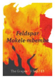 Gig poster – Feldspar