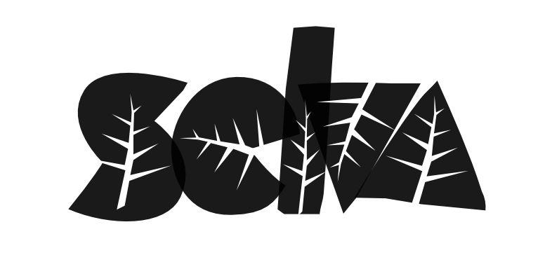 Selva logo idea - black