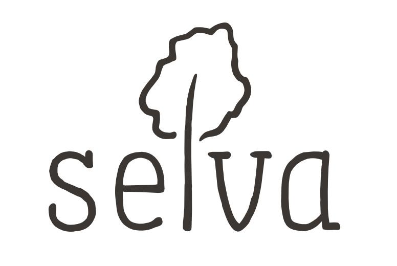 Selva logo - tree