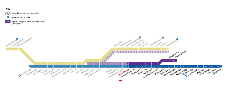 Sheffield Supertram Map Supertram Map – Vintin, Sheffield Sheffield Supertram Map
